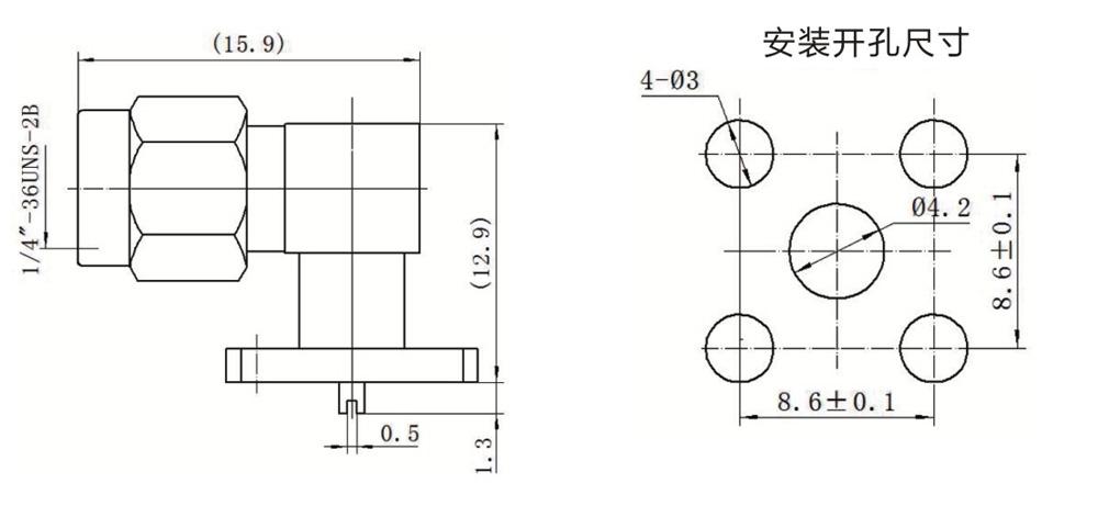 同轴正反转械结构图